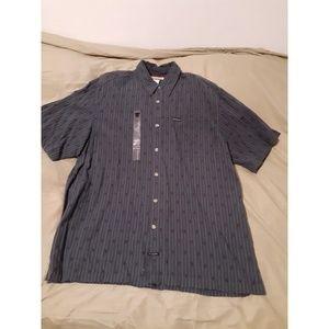 Men's Short sleeve Columbia shirt NWOT